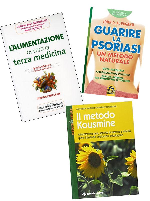 libri su psoriasi e dieta